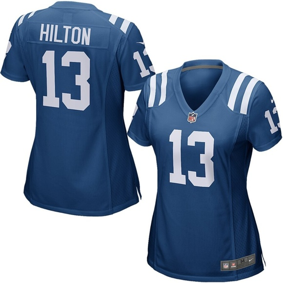 uk availability e1024 f71ee Women's Indianapolis Colts T.Y. Hilton Jersey NWT